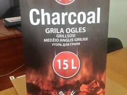 Древесный уголь оптом - фото 2