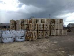 Дрова колотые в Израиль Хайфа экспорт из Украины контейнером - фото 3