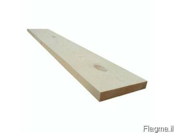 Edged board, plywood, wood panel: large wholesale from Russi