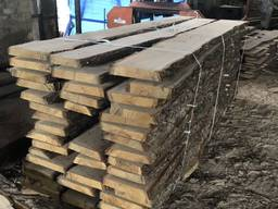 Fresh Unedged Oak Boards (Different Sizes) - фото 2