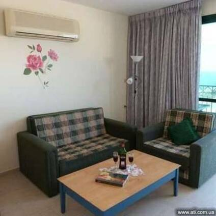 Квартиры в аренду туристам в Ашкелоне