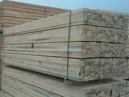 Pine lumber, construction timber - photo 2