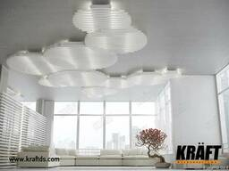 Реечный подвесной потолок от производителя
