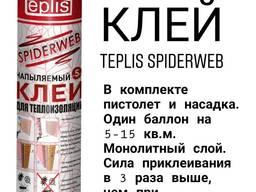 Строительный клей теплоизоляции Teplis Spiderweb /1000 мл