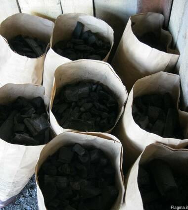 Уголь березовый фасованный сорт А