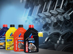 Aminol lubricating OILS Azerbaijan Baku