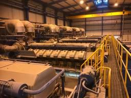 Б/У Газопоршневая электростанция Wartsila 43 Мвт, 2008 г. в. - фото 6
