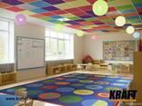 Дизайнерские подвесные потолки KRAFT от производителя - фото 7