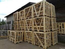 Дрова дубовые в Израиль поставки из Украины контейнерами - фото 5