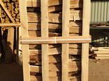 Дрова колотые в ящиках - фото 1