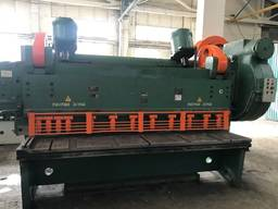 Forging and press equipment, delivery of machine parts and m