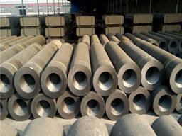 Graphite Electrode UHP HP RP dia.100-700 mm Factory Price - photo 6