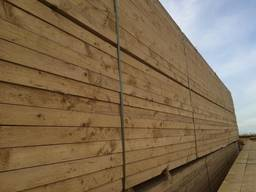 Softwood lumber, birch plywood for export from Russia - фото 2