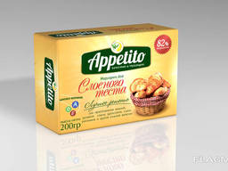 """Appetito"" Margarine for puff pastry 82%"