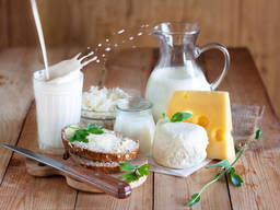 Молочные продукты производства РБ, сухое молоко, СОМ, и др. - photo 3