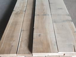 Oak lumber/timber/board unedged, half-edged, edged - фото 5