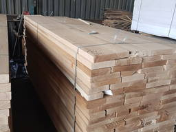 Oak lumber/timber/board unedged, half-edged, edged - фото 6
