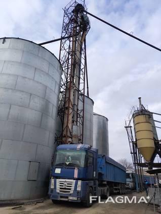 Продажа мукомольного завода с элеватором Киевская обл