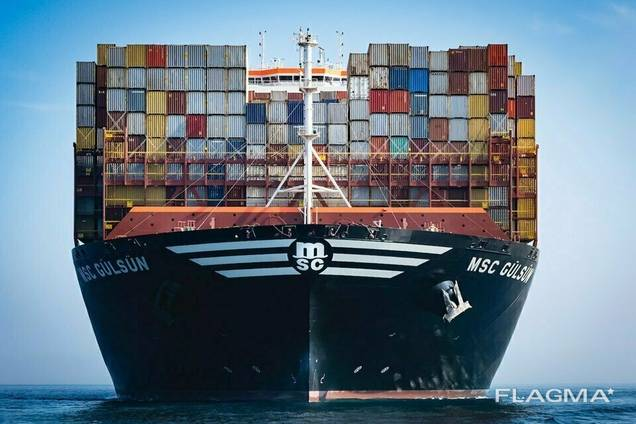 Доставка древесного угля в контейнерах // Delivery of charcoal in containers to Israel