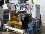 Блок-машина Мобильная для производства бордюров, блоков Е12 - фото 1