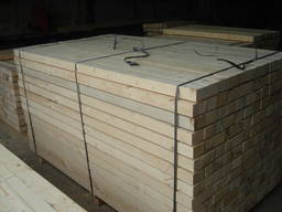 We produce softwood lumber