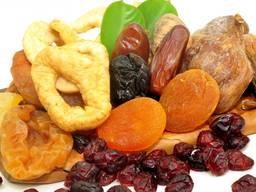 פירות מיובשים